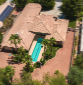 Aerial Photography of Custom Home